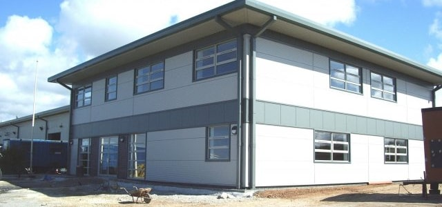 Industrial Cladding Ringwood