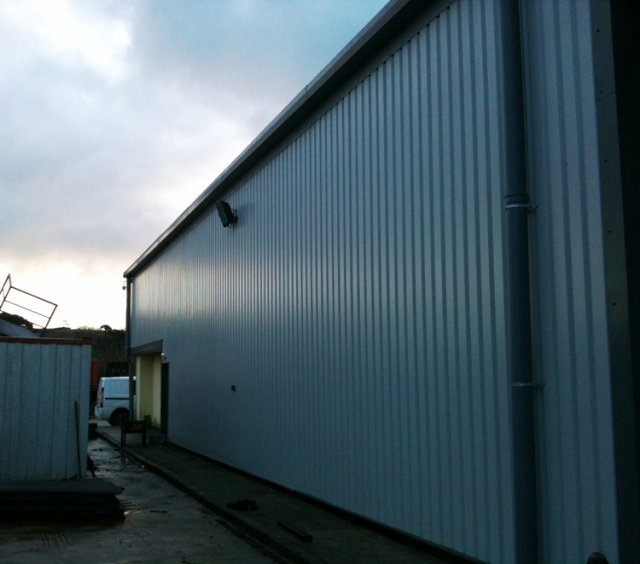 Jade Aden Structural Steel And Industrial Cladding