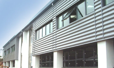 Profile Exterior Cladding